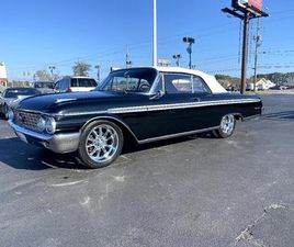 FOR SALE: 1962 FORD GALAXIE 500 IN GREENVILLE, NORTH CAROLINA
