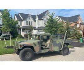 US ARMY HUMMER H1 M1123 FOR SALE   CARS & TRUCKS   MISSISSAUGA / PEEL REGION   KIJIJI