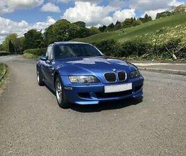 BMW Z3M COUPE W REG 2000