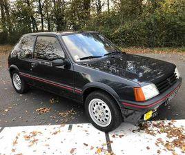 PEUGEOT 205 GTI 1.6L DE 1985 À VENDRE