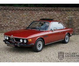 1975 BMW 2.5 CS AUTO