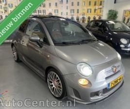 1.4 T-JET ABARTH TURISMO*161PK*AUTOMAAT*OPEN PANO