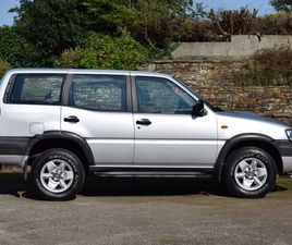 2004 NISSAN TERRANO 2.7 DIESEL LWB, 7-SEATER FOR SALE IN DONEGAL FOR €3,500 ON DONEDEAL