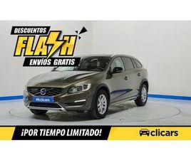 VOLVO V60 CROSS COUNTRY D3 KINETIC 4X4, SUV O PICKUP DE SEGUNDA MANO EN MADRID | AUTOCASIO