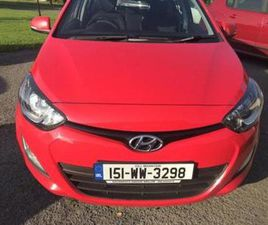 2015 HYUNDAI I20ACTIVE IN NEW CONDITION