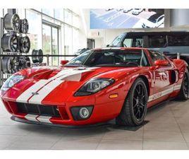2005 FORD GT GT | SIGNÉE PAR CARROLL SHELBY, MC INTOSH AUDIO !!
