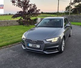 2019 A4 AVANT 35TDI SPORT AUTO FOR SALE IN GALWAY FOR €34,950 ON DONEDEAL