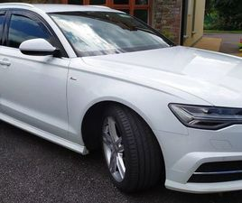 AUDI A6 2.0 S LINE ESTATE DIESEL AUTO (190BHP) FOR SALE IN KILKENNY FOR €25,950 ON DONEDEA