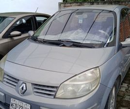 RENAULT SCÉNIC 2.0 EXPRESSION AT
