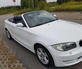 BMW 120 SERIE 1 CABRIO(E88) CABRIO ELETTA