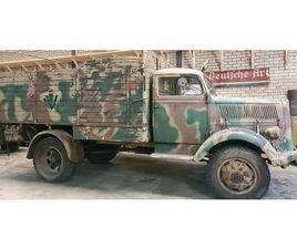 OPEL BLITZ L6700A 4X4 ALLRAD 1941 WH WK2