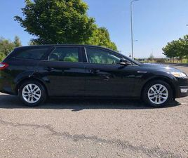 FORD MONDEO ESTATE 2.0 TDCI ZETEC 140 BHP(3 OWNERS, FULL SERVICE HISTORY, GOOD MOT, GREAT