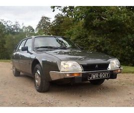 CITROEN CX 2000 ATHENA - LOW MILEAGE, SOLID, SUPERBLY MAINTAINED, PRICED TO SELL
