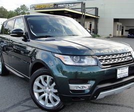 USED 2015 LAND ROVER RANGE ROVER SPORT HSE