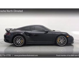 USED 2016 PORSCHE 911 TURBO S