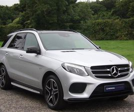 MERCEDES-BENZ GLE CLASS 43 4MATIC NIGHT EDITION 5DR 9G-TRONIC ESTATE