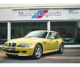 UNDER OFFER - BMW E36/8 M COUPE (Z3M S54)