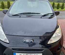 FORD KA FOR SALE IN MAYO FOR €2,400 ON DONEDEAL