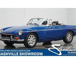 FOR SALE: 1974 MG MGB IN LAVERGNE, TENNESSEE