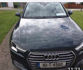 AUDIA4 TDI 150 BHP SE ULTRA FOR SALE IN TIPPERARY FOR €19,500 ON DONEDEAL
