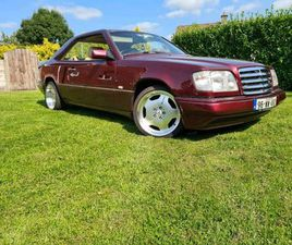 MERCEDES W124 COUPE FOR SALE IN TIPPERARY FOR €7,900 ON DONEDEAL