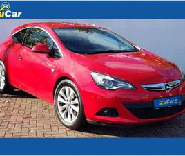 OPEL ASTRA GTC SRI 1.7CDTI 110PS 3D FOR SALE IN DUBLIN FOR €9,700 ON DONEDEAL