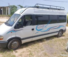 RENAULT MASTER 9 PLACES
