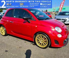 2014 FIAT 500 1.4 ABARTH (135BHP) - £8,295