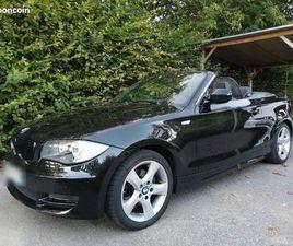 BMW 120DA CABRIOLET