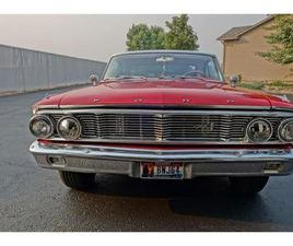 FOR SALE: 1964 FORD GALAXIE 500 IN CADILLAC, MICHIGAN