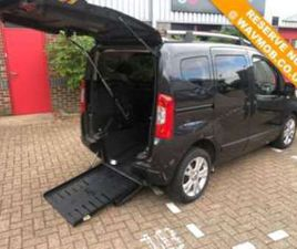AUTO WHEELCHAIR ACCESSIBLE POWER RAMP & TAILGATE WITH DRIVER TRANSFER 5-DOOR