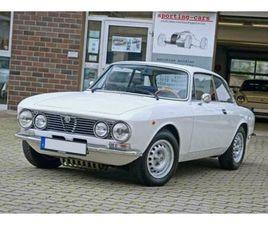 ALFA ROMEO GT 1300 JUNIOR, PERFEKTER ORIGINALZUSTAND!