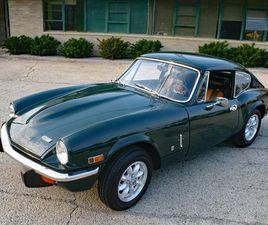 1971 TRIUMPH GT6 MK 3
