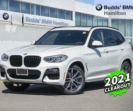 2021 BMW X3 XDRIVE30I - $418 B/W | CARS & TRUCKS | HAMILTON | KIJIJI