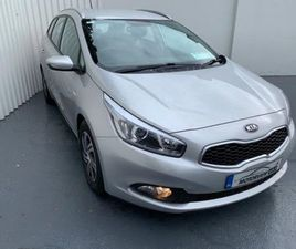 KIA CEED CRDI SW 5DR FOR SALE IN CORK FOR €9,950 ON DONEDEAL