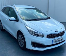 KIA CEED SPORTSWAGON 1.6 EX SAM 5D AIR CONDITIONI FOR SALE IN CORK FOR €16,950 ON DONEDEAL
