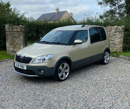 SKODA ROOMSTER SCOUT FOR SALE IN TYRONE FOR £2,650 ON DONEDEAL