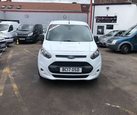 2017 FORD TRANSIT CONNECT 1.0 L1 200 TREND - £13,000