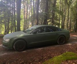 A8 3.0 TDI QUATTRO EXECUTIVE SE FOR SALE IN DUBLIN FOR €18,900 ON DONEDEAL
