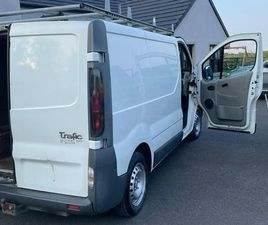 RENAULT TRAFFIC FOR SALE IN DOWN FOR £2,850 ON DONEDEAL