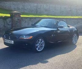 2005 BMW Z4 2.0 CONVERTIBLE FOR SALE IN LOUTH FOR £4,450 ON DONEDEAL