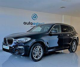 BMW X3 XDRIVE 20 DA - PACK M (G01) (190CV) (5P)