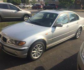 BMW E46 2004 325XI SEDAN | CARS & TRUCKS | KITCHENER / WATERLOO | KIJIJI