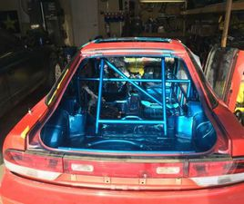 1989 240SX CAGED AND PAINTED ON INSIDE AND BAY   CARS & TRUCKS   CALGARY   KIJIJI