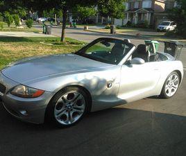 2003 BMW Z4 CONVERTIBLE | CARS & TRUCKS | MISSISSAUGA / PEEL REGION | KIJIJI