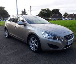 2011 VOLVO V60 - NEW NCT 11-2022 - 1.6 DIESEL FOR SALE IN DUBLIN FOR €6,250 ON DONEDEAL