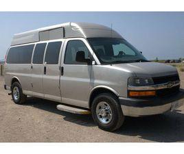 2007 CHEVROLET EXPRESS 3500 HIGH ROOF VAN   CARS & TRUCKS   CHATHAM-KENT   KIJIJI