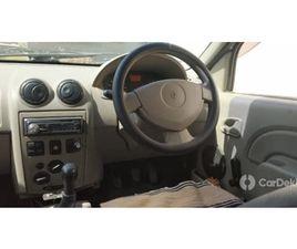 USED MAHINDRA RENAULT LOGAN 1.5 DLE DIESEL CAR IN AMRELI,2008 MODEL
