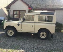 LAND ROVER COUNTY 88 SERIES 3