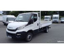 IVECO DAILY 35C14 BENNE SIMPLE